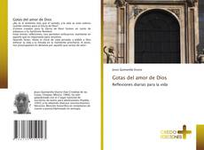 Capa do livro de Gotas del amor de Dios