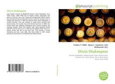 Copertina di Olivia Shakespear