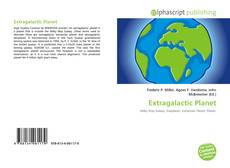 Bookcover of Extragalactic Planet