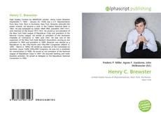Bookcover of Henry C. Brewster