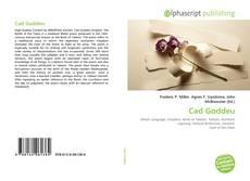 Buchcover von Cad Goddeu