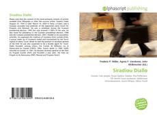 Capa do livro de Siradiou Diallo