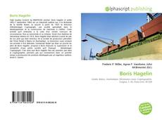 Boris Hagelin kitap kapağı