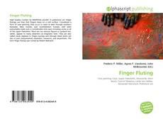 Capa do livro de Finger Fluting