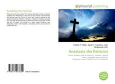 Buchcover von Anastasia the Patrician