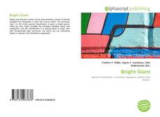 Bookcover of Bright Giant