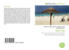 Bookcover of Rum Cay