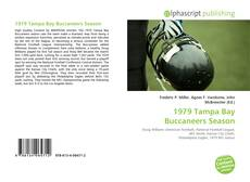 Обложка 1979 Tampa Bay Buccaneers Season