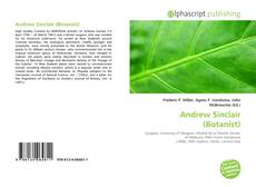Bookcover of Andrew Sinclair (Botanist)