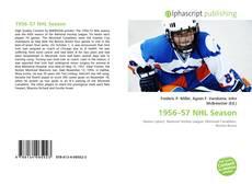 Обложка 1956–57 NHL Season