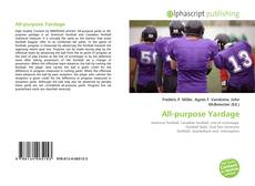 Bookcover of All-purpose Yardage