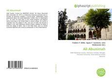 Capa do livro de Ali Abunimah
