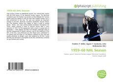 Borítókép a  1959–60 NHL Season - hoz
