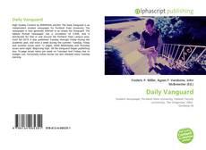 Daily Vanguard kitap kapağı