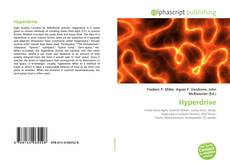 Copertina di Hyperdrive
