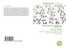 Bookcover of Irving Adler