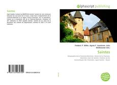 Couverture de Saintes