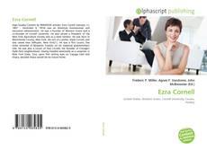 Bookcover of Ezra Cornell