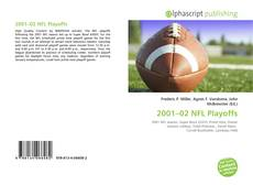 Bookcover of 2001–02 NFL Playoffs