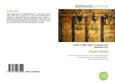 Обложка Hope chest