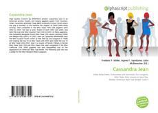 Capa do livro de Cassandra Jean