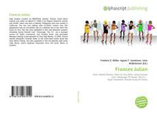 Bookcover of Frances Julian