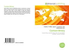 Bookcover of Contact Binary