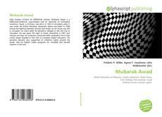 Buchcover von Mubarak Awad