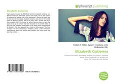 Bookcover of Elizabeth Gutierrez