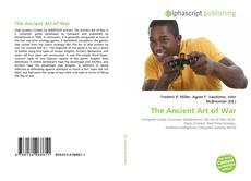 Capa do livro de The Ancient Art of War