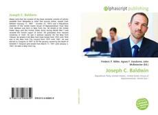 Bookcover of Joseph C. Baldwin