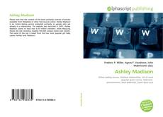 Capa do livro de Ashley Madison