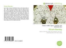 Copertina di Hiram Barney