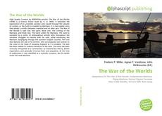 Bookcover of The War of the Worlds