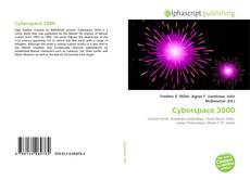 Bookcover of Cyberspace 3000