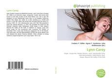 Bookcover of Lynn Carey