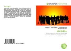 Bookcover of Kit Bakke