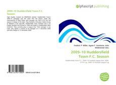 Bookcover of 2009–10 Huddersfield Town F.C. Season