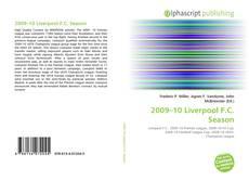 Bookcover of 2009–10 Liverpool F.C. Season