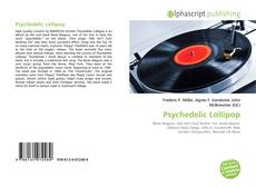 Bookcover of Psychedelic Lollipop