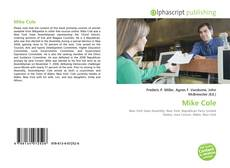 Bookcover of Mike Cole