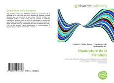 Couverture de Quadrature de la Parabole