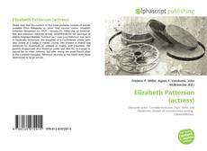 Portada del libro de Elizabeth Patterson (actress)
