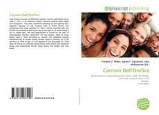 Buchcover von Carmen Dell'Orefice
