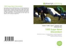 Bookcover of 1995 Sugar Bowl (December)