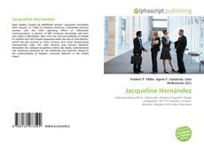 Portada del libro de Jacqueline Hernández