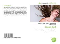 Lauren Bush kitap kapağı