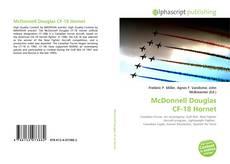 Bookcover of McDonnell Douglas CF-18 Hornet