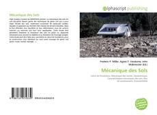 Mécanique des Sols kitap kapağı