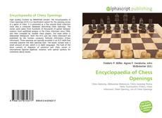 Portada del libro de Encyclopaedia of Chess Openings
